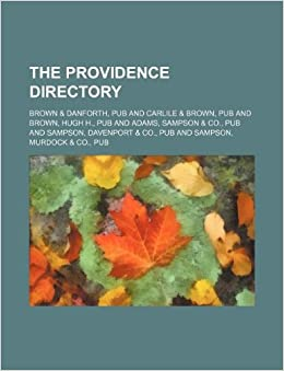 The Providence directory