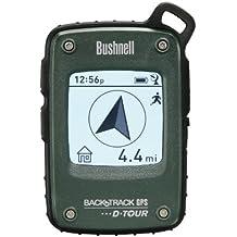 Bushnell BackTrack D-Tour GPS Personal Locator, Green, Multi-Language 360315