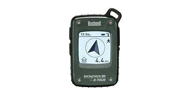 Amazon.com: Bushnell Backtrack D-Tour GPS Localizador de ...