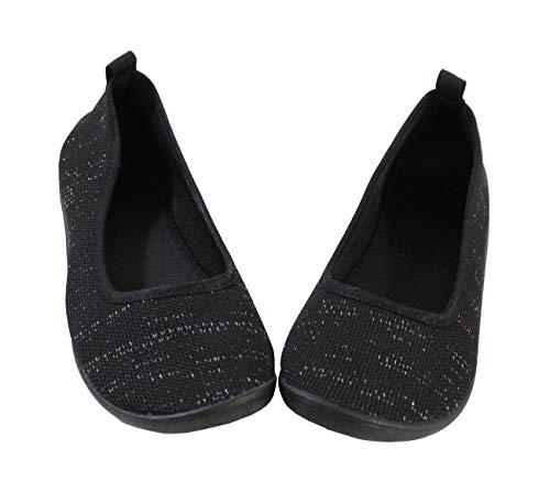 By Donna By Ballerina Shoes Nero Shoes RI8w5xqYw