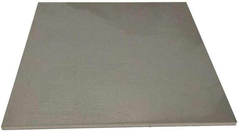 """304 SS 1//4/"""" Stainless Steel Plate 1//4/"""" x 4/"""" x 6/"""""""
