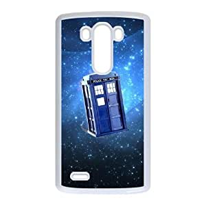 LG G3 Cell Phone Case White Doctor Who 003 Exquisite designs Phone Case KM6H5142