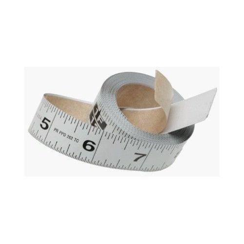 Biesemeyer 79-065 12 foot Right 3/4-Inch English Adhesive-Backed Measuring (12' Cut Off Saw)
