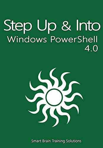 Windows PowerShell 4.0 (Step Up & Into) Doc