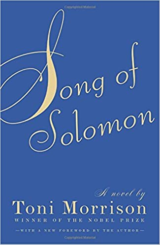 song of solomon toni morrison com books