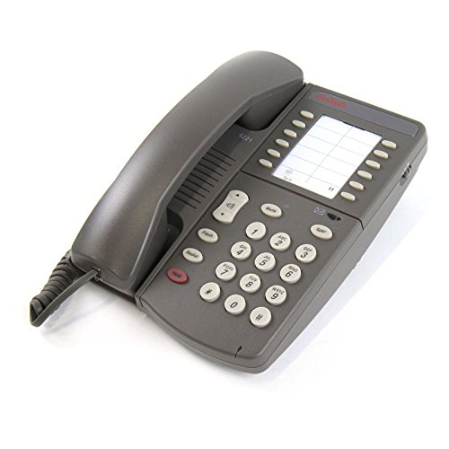 Avaya 6221 Single Line Speakerphone (700287758) (Single Line Operation)