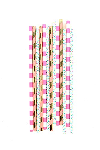 bright-pink-peach-and-mint-biodegradable-straws-15-pc