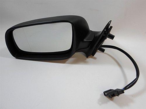 Skoda Octavia Mk1 1998-2004 Door Mirror Manual Cable Black O//S Driver Right