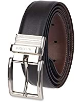 Tommy Hilfiger Men's Dress Reversible Belt , Black/Brown, 42