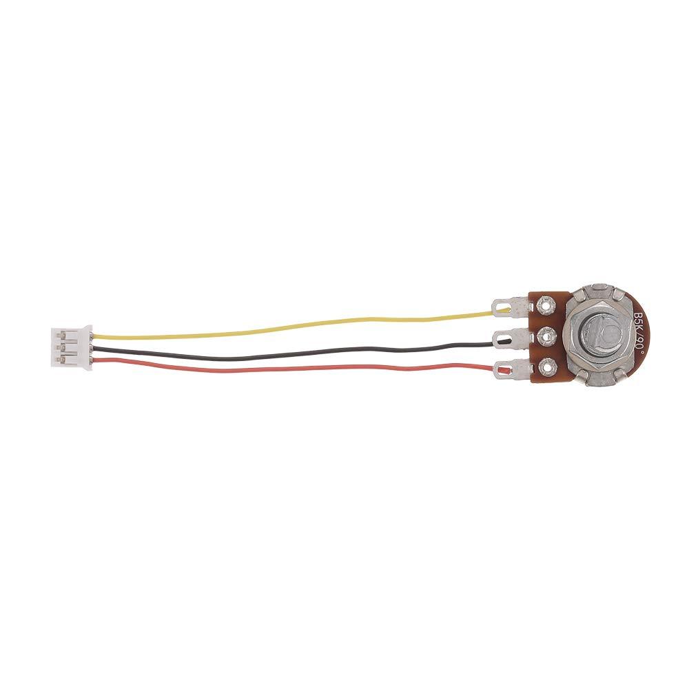 Duisger Potentiom/ètre Rotatif en Partie RC pour /émetteur de t/él/écommande Radio GoolRC TG3 2.4GHz 3CH