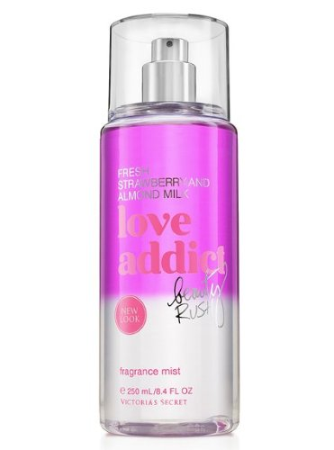 (Beauty Rush Fresh Strawberry and Almond Milk Love Addict Body Double)