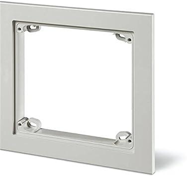 Scame omnia - Kit marco para caja empotrar sistema omnia: Amazon ...
