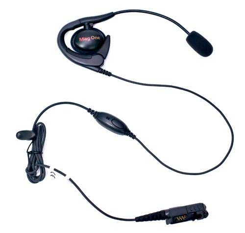 (PMLN5732 - Motorola MagOne Earset with Boom Mic and Inline)