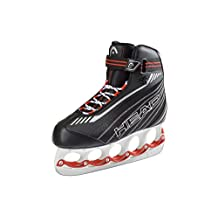 Rec ice patins à glace head rollers joy lame t-blade L Rouge - Rouge