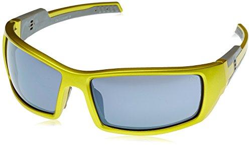 Puma Lunettes de soleil pour le sport DICE Eyewear elect. green matt