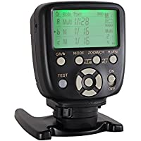 YONGNUO YN560-TX II LCD Flash Trigger Remote Controller for Nikon and YN560IV/III YN660 with Wake-up Function for Nikon cameras
