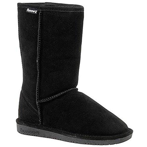 BEARPAW - Womens Emma Boot, Size: 5 B US, Color: Black