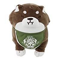 Houwsbaby Angry Shiba Inu Dog Stuffed Animal Super Soft Pillow Gift, 11.5inch
