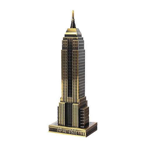 Empire State Building Statue 18cm(7inch)-New York City Souvenir Statues and Gifts]()