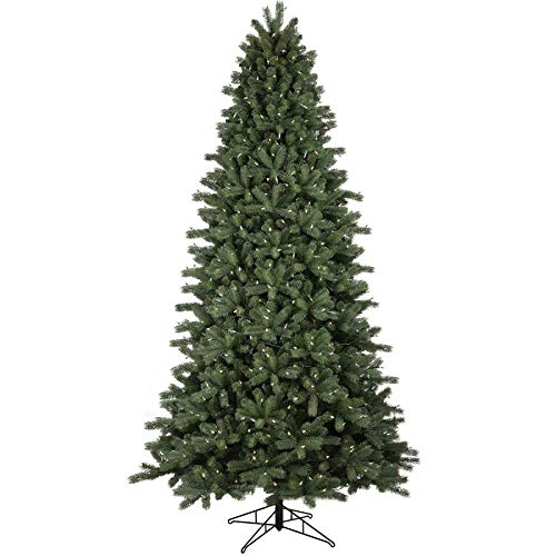 Ge Artificial Christmas Trees With Led Lights in US - 6