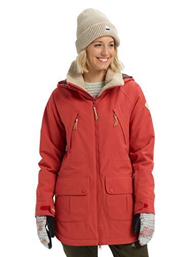 (Burton Women's Women's Prowess Jacket, Tandori, X-Small)