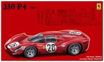 Ferrari Fujimi 12575 Ferrari 330 P4 Model Kit 1 24 Fuji12575 Amazon De Spielzeug