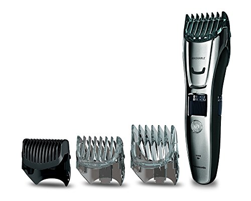 Panasonic Bread & Hair Trimmer ER-GB80 -S Rechargeable cord & Cordless by Panasonic