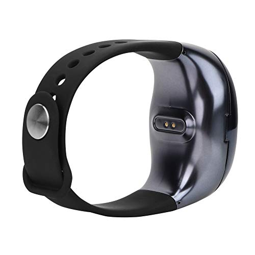 Alinory Bluetooth Headset HM50 All-Round Noise Reduction Bluetooth 5.0 TWS Headset with Wristband Charging Case for Driving Calls Music