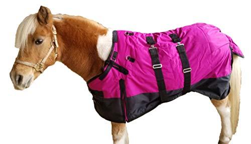 CHALLENGER 1000D Miniature Weanling Donkey Pony Horse Foal Winter Blanket 51959B