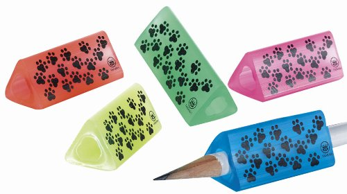 (Paw Prints Triangle Grip, Package of 72)
