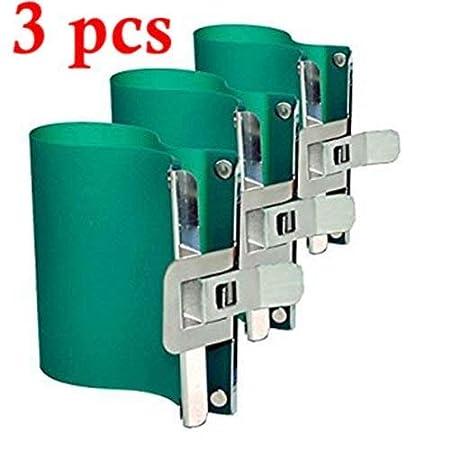 12PCS 3D Sublimation Silicone 11OZ Mug Wrap Mug Mold Fixture 11OZ Cup Clamp for Printing 11OZ Mugs