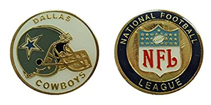 dbceab6b Collectible Challenge Coin- Logo Poker- Lucky Chip for Cowboys