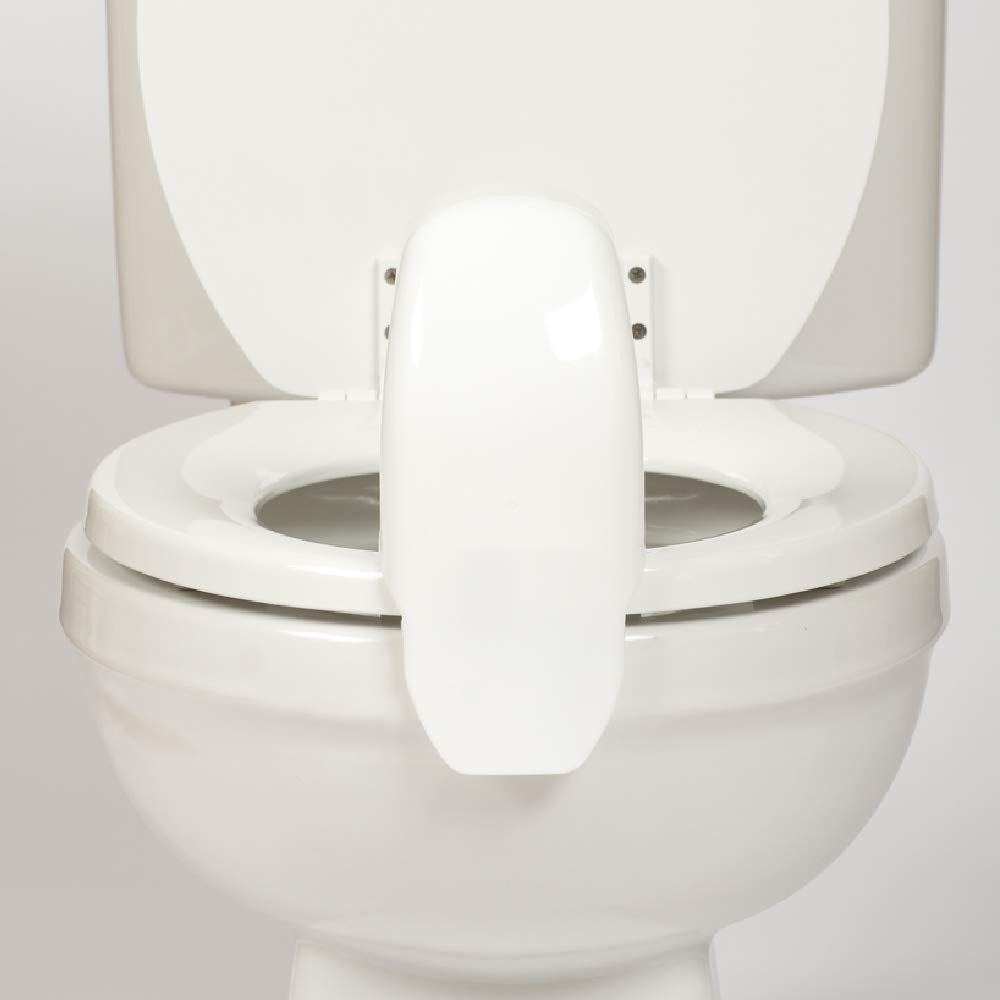 Maddak Toilet Seat Splash Guard