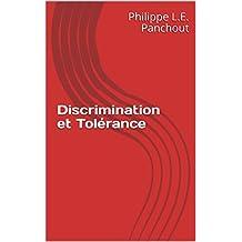 Discrimination et Tolérance (French Edition)
