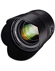 Samyang AF 75mm F1.8 Compact Auto Focus Telephoto Lens for Sony FE Mount, Black (SYIO75AF-E) photo