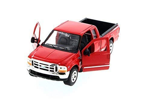 Welly 1999 Ford F350 Pickup Truck 1/24 Scale Diecast for sale  Delivered anywhere in USA
