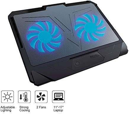 HM2 Laptop Cooling Pad Base portátil USB Ventilador de ...