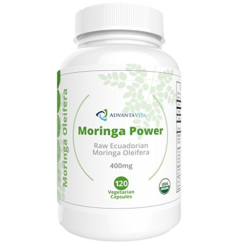 photo Wallpaper of AdvantaVita-Premium Organic Moringa Oleifera 100% Pure USDA Certified   Raw Ecuadorian-