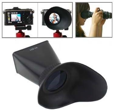 KANEED カメラアクセサリー 撮影機材 Sony NEX3 / NEX5(V4)用2.8×3インチLCDビューファインダー