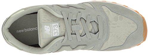 New Balance Womens 373v1 Sneaker Mint / White