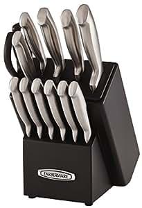 Self Sharpenin Kitchen Knife Sets