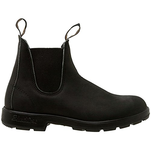 Blundstone 510 Classic Black Unisex Chelsea Boots, Size 5.5
