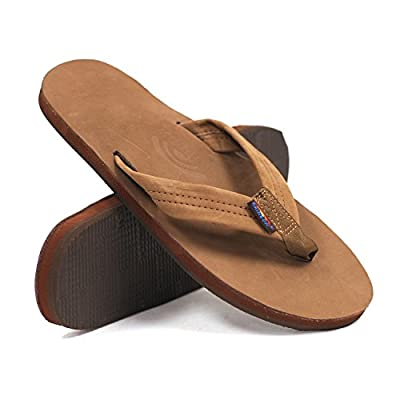 Rainbow Sandals Men's Single Layer Premier Leather
