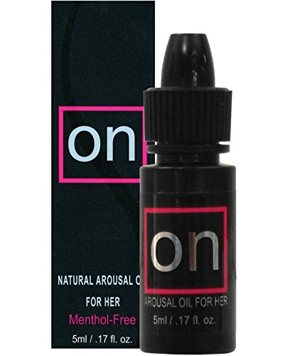 ON Natural Arousal Oil For Her - Original 5 ml Bottle by Sex Toys Online Store