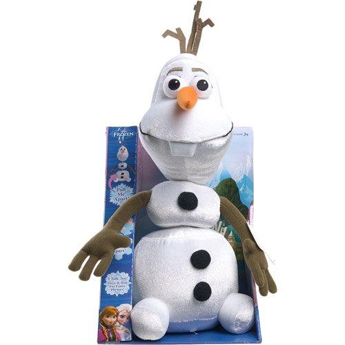 Disney Frozen Talking Olaf Pull-a-part Plush