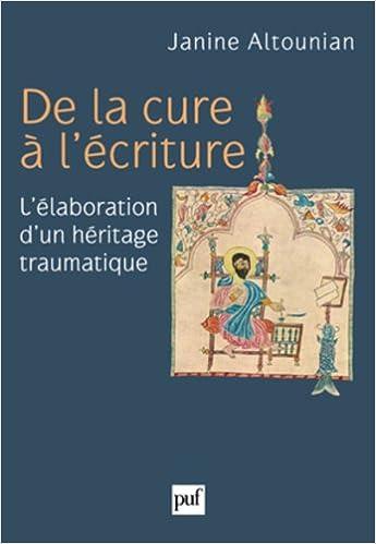 En ligne De la cure à l'écriture pdf ebook