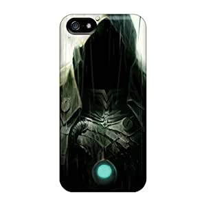 Marycase88 Iphone 5/5s Anti-Scratch Cell-phone Hard Cover Allow Personal Design High-definition Assassins Creed Pattern [DQk12856AUOx]
