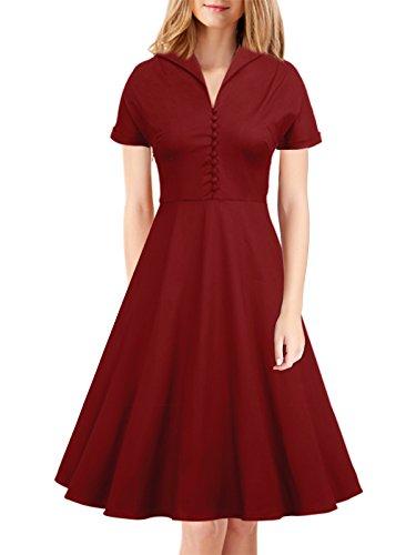1940s 1950s dresses - 1