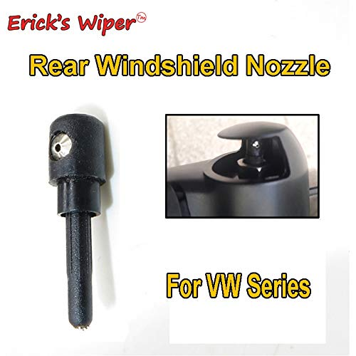 Wiper Vw Scirocco - Automobiles & Motorcycles Rear Wiper Washer Jet Nozzle Spray for VW Polo Scirocco Golf Passat Sharan Tiguan Touran Transporter Caddy Fox GOL Lupo