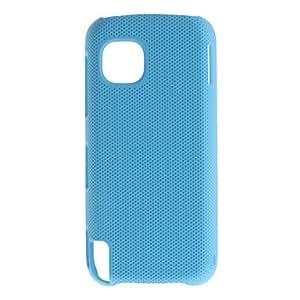 Mesh PC Back Case for Nokia 5230 (Blue)